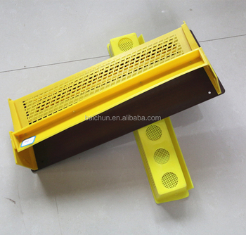 Beehive Plastic Pollen Trap Collector With Tray Entrance For ...
