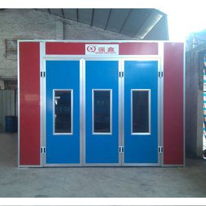 China automotive medium size paint booth for car,spare parts