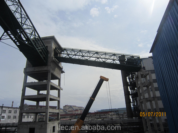 Good Quality Light Steel Structure Steel Bridge For Sale