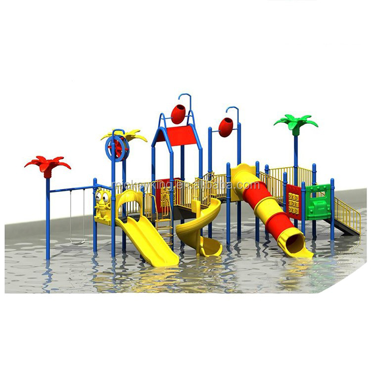 2018 New design kids outdoor water park <strong>slide</strong>