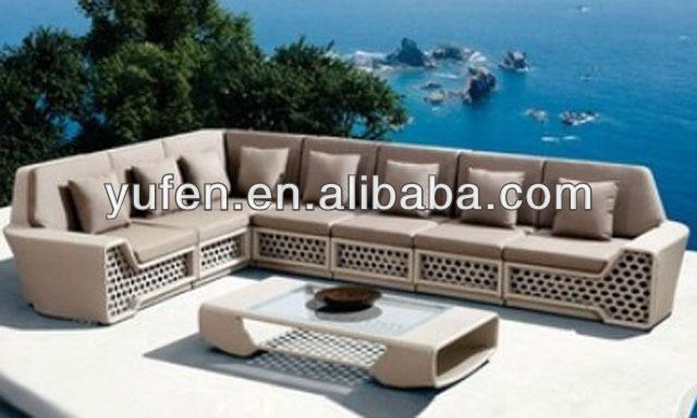 Rattan Wicker Luxury Big Lots Garden Furniture Yf3356