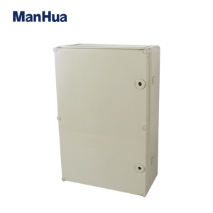 2017 new products high quality low price plastic transparent distribution outdoor connection junction electric box