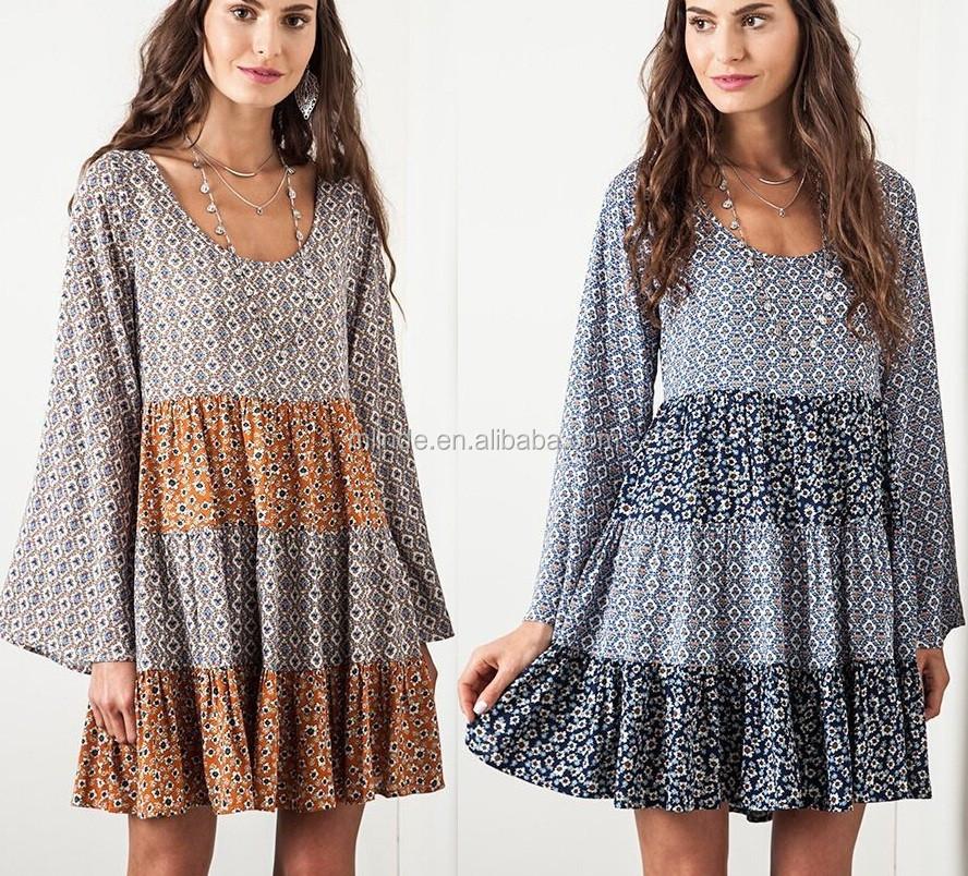 Remarkable Brown Color Mori Girl Tunic Dress For Women Dress Janpan Dress Short Hairstyles For Black Women Fulllsitofus