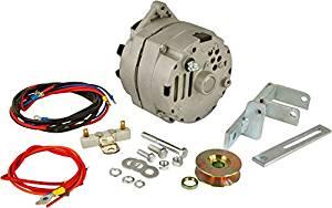 DB Electrical AKT0003 New Ihc Super M Tractor Alternator For Generator Conversion Kit, Alternator Conversion Kit for Case/International Tractor M