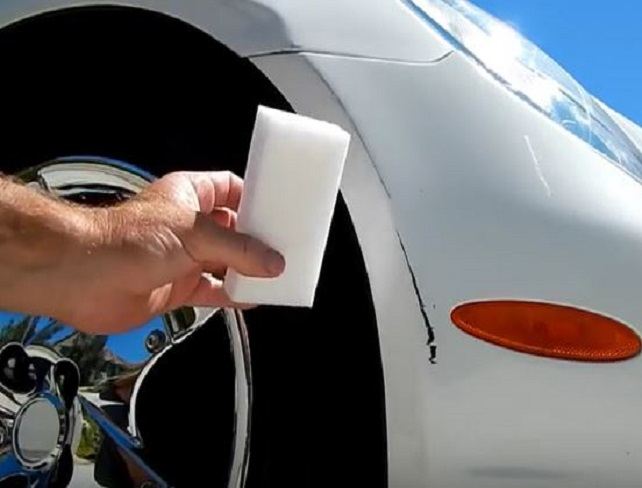 Magic Eraser On Car >> Best Choice Stocked Magic Eraser Car Cleaning Sponge Buy