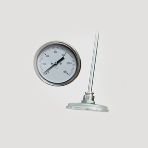 Industrial Usage Stainless Steel Bimetal Thermometer WSS-311