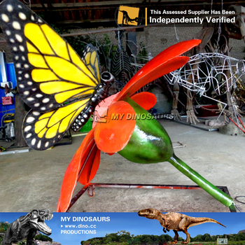 MY Dino-C003 Realistic fiberglass insect models for sale