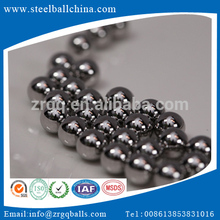 good quality 5.5mm carbon steel ball with polish surface for factory use