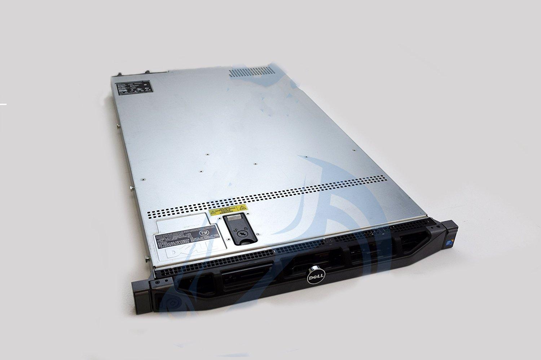 "Dell PowerEdge R610, 2x Xeon X5650 2.66GHz Six Core Processors, 48GB Memory, 6x 2.5"" Hard Drive Trays with Screws, PERC 6/i Controller, iDRAC6 Enterprise, 2x Power Supplies, Rails, Front Bezel"