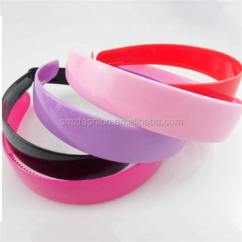 Hair Accessory Supplier Plastic Hair Bands With Teeth - Buy Plastic ... fca437a5112