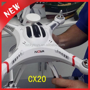 New Auto-Pathfinder 4-axis with GPS rc quadcopter CX20