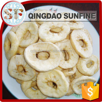 Smart Organic Dried Apple Rings