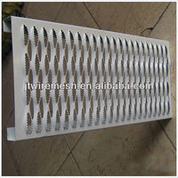 Antiskid Checkered stainless steel plate