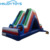 Low prices colorful rental customized size and material inflatable water slide