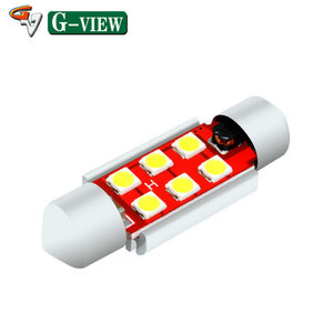 F-36mm 6smd 3030 canbus led car c5w ,12v car led festoon , 3030 festoon led