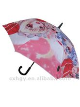2012 beautiful cheap rain umbrellas