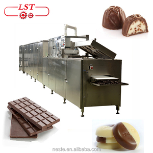 chocolate teeming factory equipment chocolate pouring forming machine chocolate factory machine