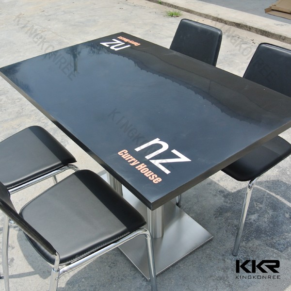 Dining Table Specific Use And No Folded Quartz Stone Top Dining