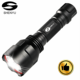 Promotion lanterna tatica C8 rechargeable 18650 mr light led torch explosion proof camping flashlight
