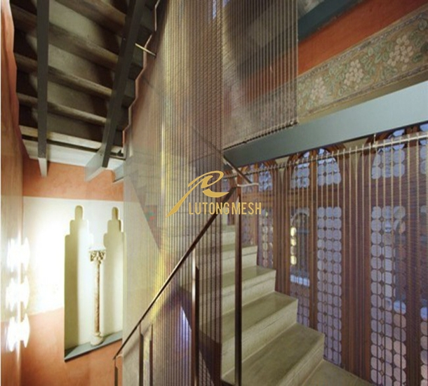 Stainless Steel Architectural Metal Wire Mesh/architecture Metal ...