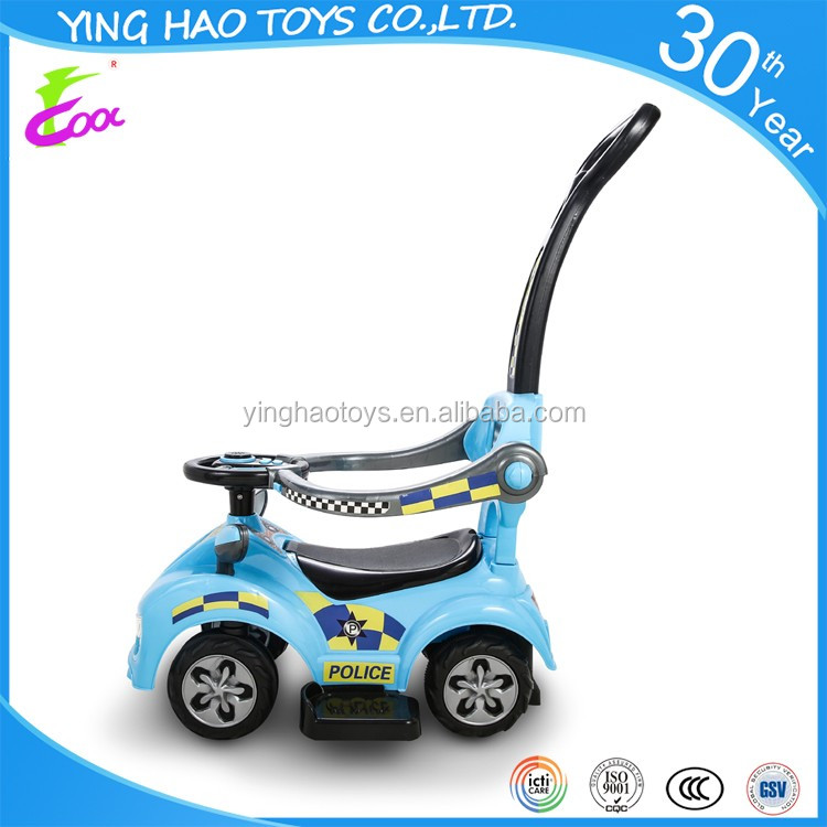 Hot Sale Baby Push & Pedal Ride On Car