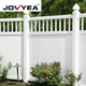 Hot Sale Factory Price Easily Assembled Safety Lowes Vinyl Fence Panels