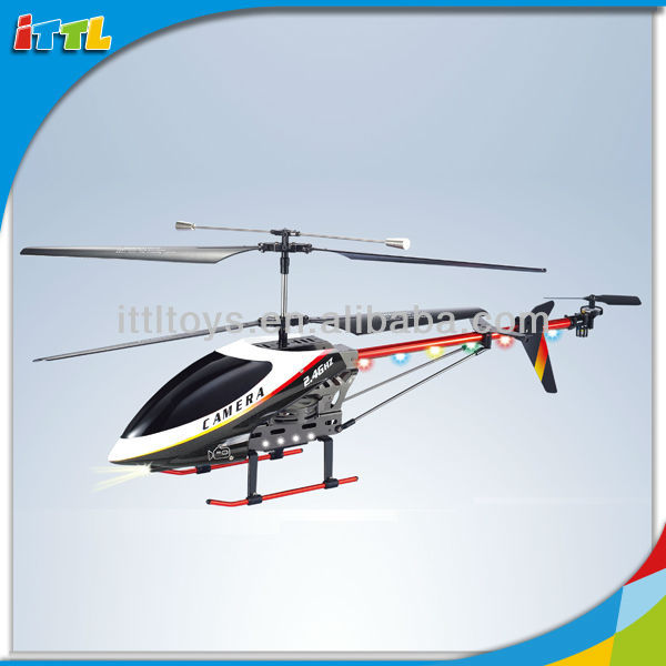 A441268 With Gyro 2.4G Helicopter Alloy Camera RC Helicopter