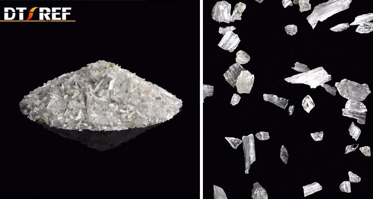 Mullite Used In Blast Furnace Low Creeping Sillimanite