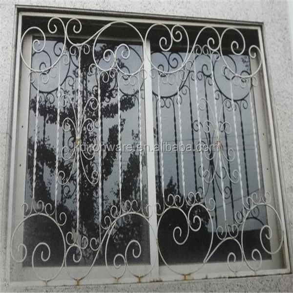 New Window Grill Design