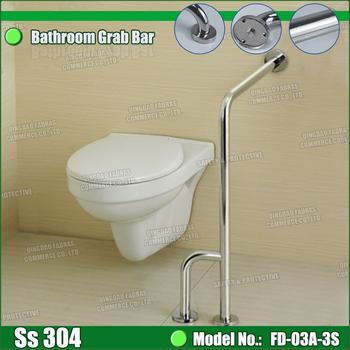 Incroyable Hospital Bathroom 304 Stainless Steel Handrail Grab Bar For Elderly   Buy  Stainless Steel Handrail,Handrail For Elderly,Bathroomstainless Steel Grab  ...