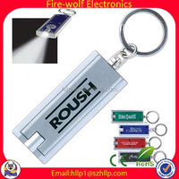 Hot Sell Creative Gift led usb with keyring