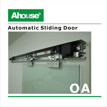 Automatic Glass Doorautomatic Sliding Door Machineautomatic Door
