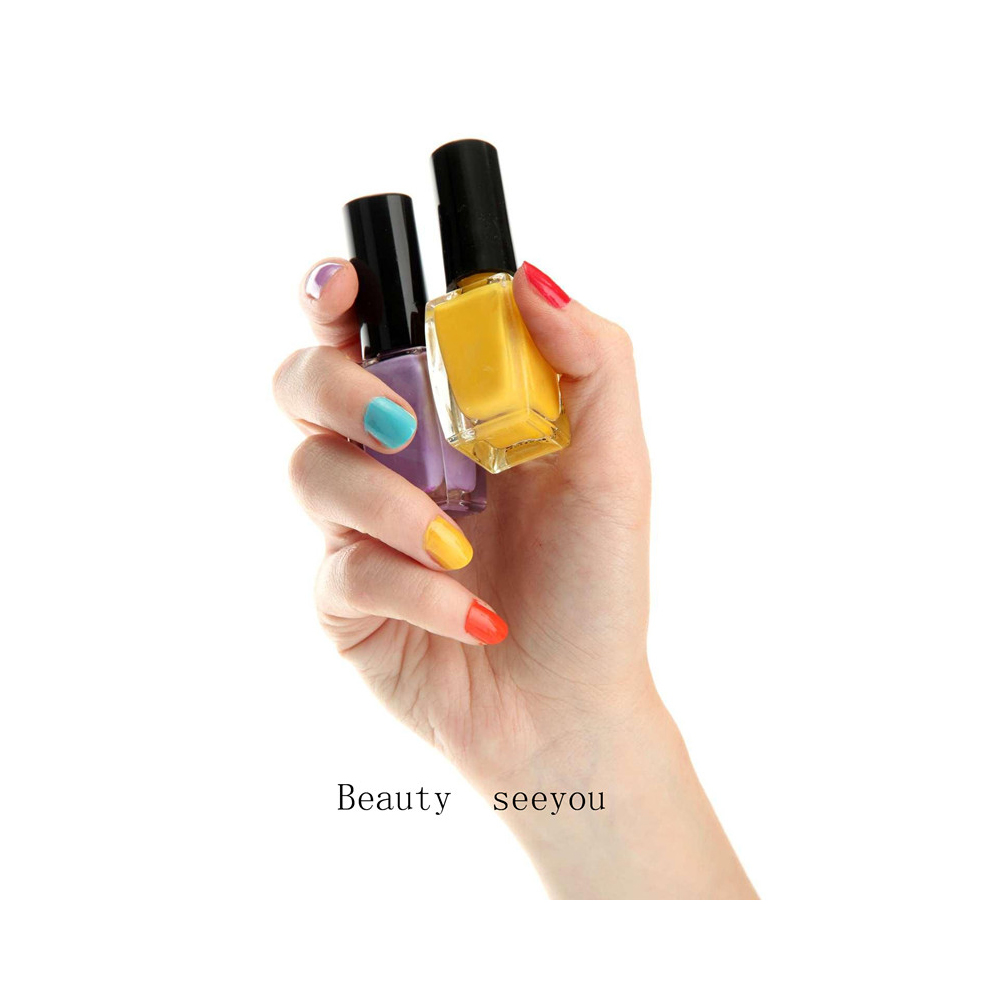 Low price eco-friendly halal beauty gel nail polish no LED lamp nail polish