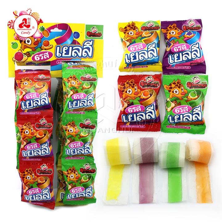 Gummy Candy Roll