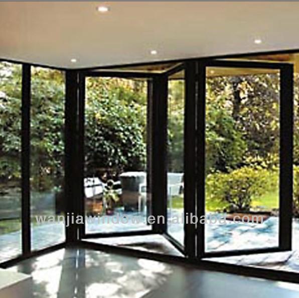 Folding Door Suppliers : Veranda doors room in white butlers tray with