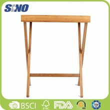 Eco-friendly Bamboo Side Modern Table Design