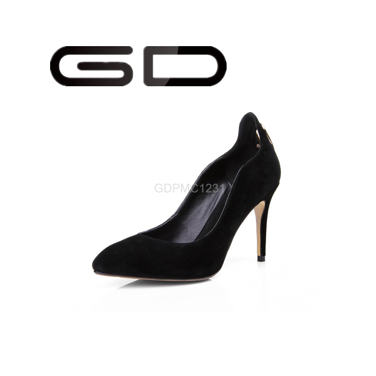 GD female shoes pointed toe high heel women pump shoes/heels shoes/designer ladies shoes high heel pumps