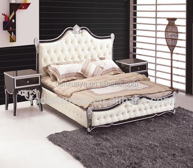 King Size Bed Room,Hotel Vintage Cama Marco De Madera - Buy Madera ...