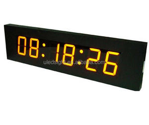 Outdoor Double Side LED Countdown / up Timer for Sport Events