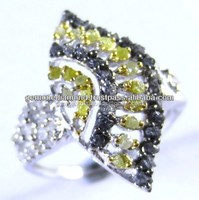 High Quality Uncut Rough Diamonds Engagement Rings