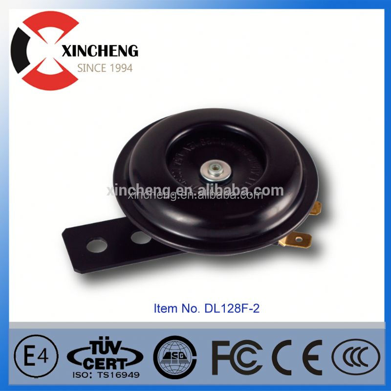 Disc type electric car horn used for motorcycle/bus/car motor