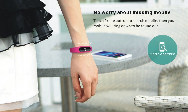 The Best Seller Fitbit Vibrating Wristband In China New Product ...