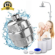 Amazon hot sell brass electric kids shower head filter with 12 or 15 stage cartridge with branding supports