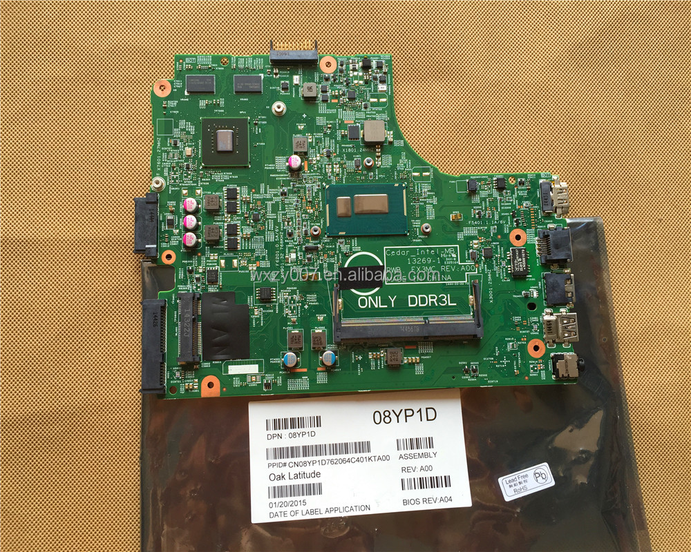 For Dell Inspiron 3542 Motherboard With I5-4210u Non-integrated ...