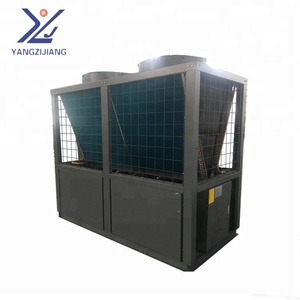 Advanced first class environment friendly air cooled industrial water chiller