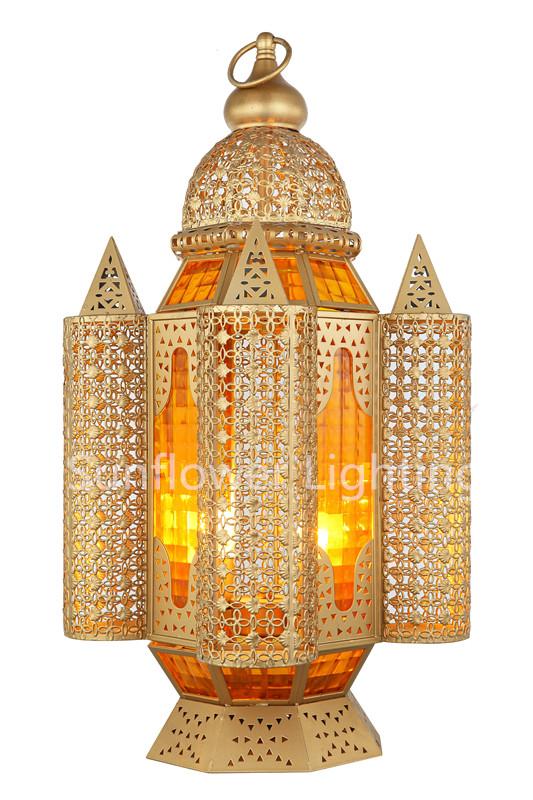 Unique Wrought Iron Decorative Muslim