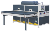 high glossy WV2500C-2 PVC/Veneer membrane vacuum press