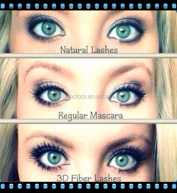 Big Eyes Real Plus 3d Fiber Lash Mascara/3d Mascara/nickel Free ...