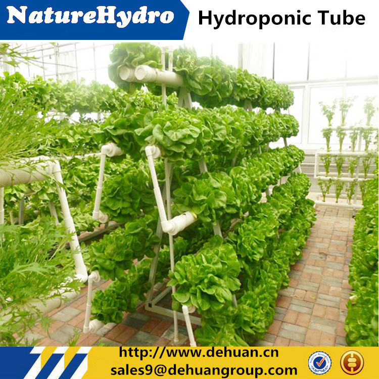 Oval Hydroponic Pipe for Farm Planting Equipment