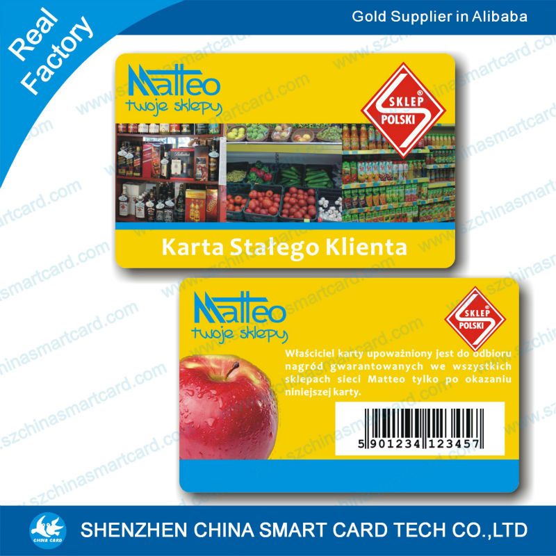 Contactless Smart Card 125khz ear tags
